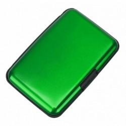 Billetera Compacta E Indestructible Cartera Aluminio Ultra ! (Entrega Inmediata)