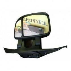 Espejo Lado Derecho Renault Master Modelo 2010 Color Negro (Entrega Inmediata)