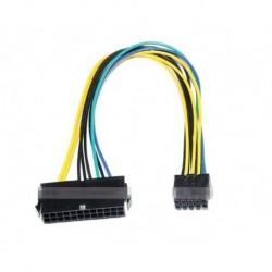 Cable Atx 24 Pines Hembra A 10 Pines Macho Board Lenovo (Entrega Inmediata)