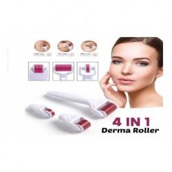 Derma Roller 4 En 1 / Tratamiento Antiarrugas / Antimanchas (Entrega Inmediata)