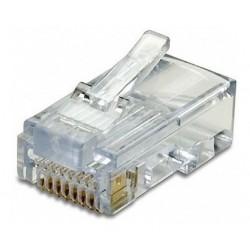 ¡ Conector Rj45 Cat 6 Powest (paq X10) !! Nc-nrj6-0602 (Entrega Inmediata)