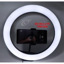 Aro Anillo De Luz 33cm, Control D Intensidad, 3 Tipos De Luz (Entrega Inmediata)