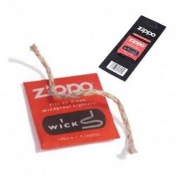 ¡ Una Mecha Zippo D Repuesto Para Encendedores Zippo Wick !! (Entrega Inmediata)