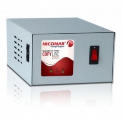 ¡ Regulador Electrónico Voltaje 2000va Copyline 2kva !! (Entrega Inmediata)