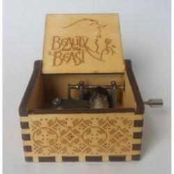 La Bella Y La Bestia Caja Musical (Entrega Inmediata)