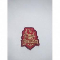 Harry Potter Parche Aplique Bordado Gryffindor (Entrega Inmediata)