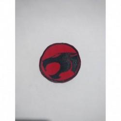 Thundercats Parche Bordado Logo (Entrega Inmediata)