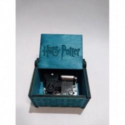 Harry Potter Caja Musical Cuerda (Entrega Inmediata)