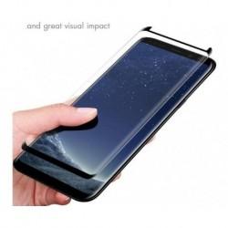 Vidrio Templado 3d Curvo Samsung Note 9 Full Pegante (Entrega Inmediata)