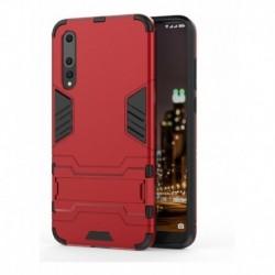 Estuche Antiimpacto Protector Funda Huawei P20 Rojo (Entrega Inmediata)