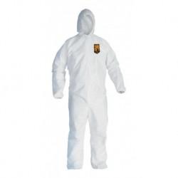 Traje De Protección Kleenguard A40 Contra Partículas (Entrega Inmediata)