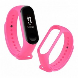 Manilla Pulsera Straps Unicolor Mi Band 4 / 3 One Color (Entrega Inmediata)