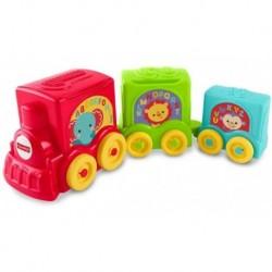 Fisher Price Trenecito De Animales Mattel Y8653 Bebés (Entrega Inmediata)