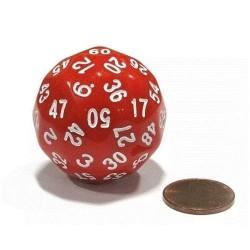 Dados Poliédrico 60 Caras 35mm Juegos Rol Casino Ref 605