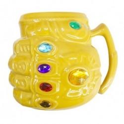 Mug Guante Thanos - Guante Del Infinito - Marvel Super Heroe (Entrega Inmediata)