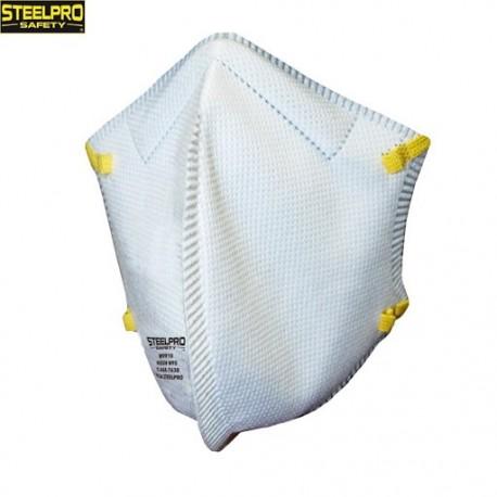 Respirador Tapabocas Marca Steelpro M9910 Niosh N95 X10 Und