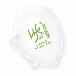 Unidad Tapabocas Marca Life N95 Certificación N95 Niosh (Entrega Inmediata)