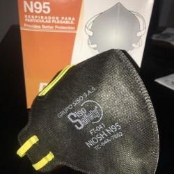 Tapabocas Filtro N95 Marca Siso Niosh Original Cerrtificado (Entrega Inmediata)