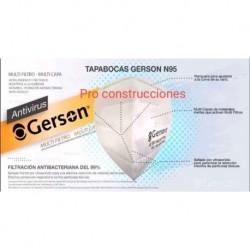 Tapabocas Gerson N95 Certifi. Niosh. X 1-unidad $ 14.000 (Entrega Inmediata)