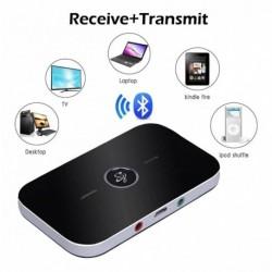 Transmisor Y Receptor Bluetooth 2 En 1 Cable Usb (Entrega Inmediata)