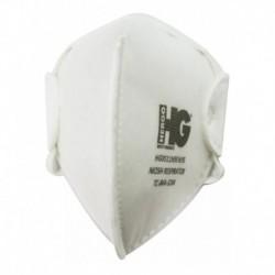 Mascarilla Tapabocas Respirador Hergo N95 Certificado Niosh (Entrega Inmediata)