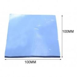 Espuma Disipadora Thermalpad Silicona Termica 100x100x1 Mm (Entrega Inmediata)