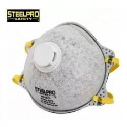 Tapabocas/respirador M920cv N95 Niosh Marca Steelpro (Entrega Inmediata)