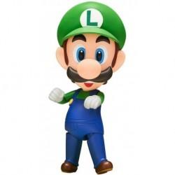 Figura Coleccionable Luigi Nendoroid Mario Nintendo Supermar