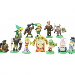 Set Gashapones Zelda (capsulas Tipo Kinder Sorpresa) (Entrega Inmediata)