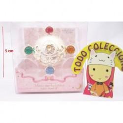 Pastillero Broche Sailor Moon Con Dulces Marca Bandai (Entrega Inmediata)