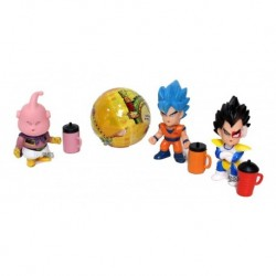 Figura Goku Vegeta Majin Boo - Dragon Ball  + Bola Sorpresa (Entrega Inmediata)
