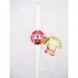 Reloj Pastillero Sailor Moon Comunicador Sailor Mars Bandai (Entrega Inmediata)