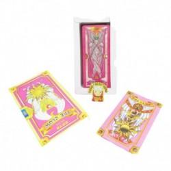 56 Cartas Clow De Sakura Card Capture Importadas (Entrega Inmediata)