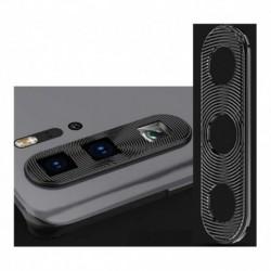 Protector Metal Cubre Lente Camara Trasera Huawei P30 Pro (Entrega Inmediata)