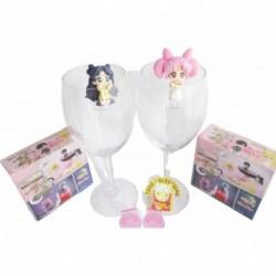 Marcador Copas Matrimonio Sailor Moon Rini Y Luna (Entrega Inmediata)