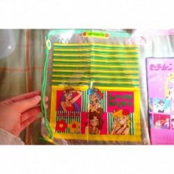 Bolsa Plastica Maleta / Mochila (con Tiras) De Sailor Moon (Entrega Inmediata)