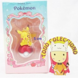 Twinkle Anime Pokemon Pickachu De 5 Cm (Entrega Inmediata)