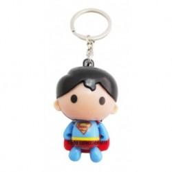 Llavero Semi Articulado De Superman (Entrega Inmediata)