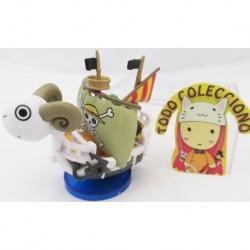Braco One Piece Going Merry De Apx 6 Cm Nuevo (Entrega Inmediata)