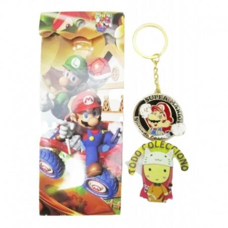 Llavero Mario Bross Nintendo (Entrega Inmediata)