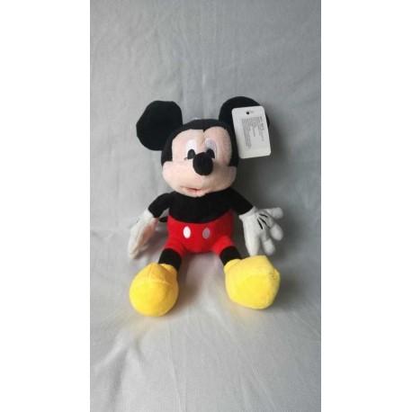 Mickey Mouse - Sentado- Sonido 26 X 18 Cm (Entrega Inmediata)