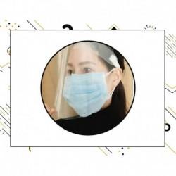 Careta Reutilizable Facial En Material Pet, C 0,7mm (Entrega Inmediata)