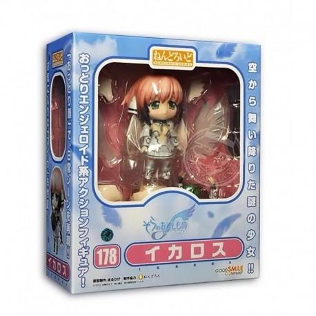 Figura Sora No Otoshimono Ikaros Nendoroid 178 + Obsequio (Entrega Inmediata)