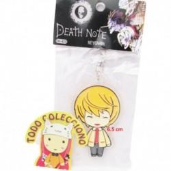 Llavero Anime De Light Yagami / Death Note. (Entrega Inmediata)