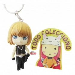 Llavero No.2 Anime De Misa Misa / Death Note. (Entrega Inmediata)