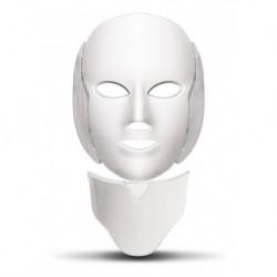Mascara Fototerapia Colores Rostro Y Cuello Rejuvenecimiento (Entrega Inmediata)