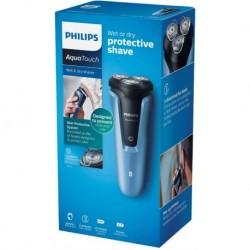 Maquina Afeitadora Patillera Seco Húmedo Philips Aquatouch (Entrega Inmediata)
