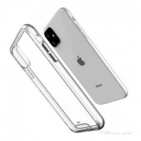 Protector Funda Bumper Transparente iPhone 11 Pro Max (Entrega Inmediata)