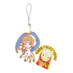 Llavero Anime Caucho Blando Sakura Card Capture (Entrega Inmediata)