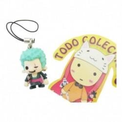 Colgante Anime One Piece Zoro Roronoa 2.5 Cm Nuevo (Entrega Inmediata)
